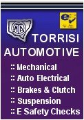Mechanical Repairs, Auto Electrical, Brakes, Clutch, Mufflers, E Safety, Suspension